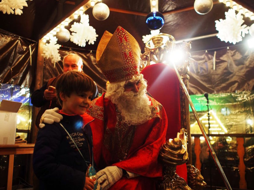 Nikolausfeier