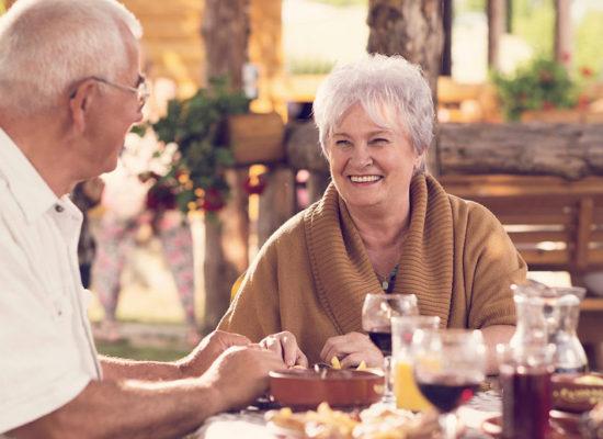 Mittagstisch für Senioren